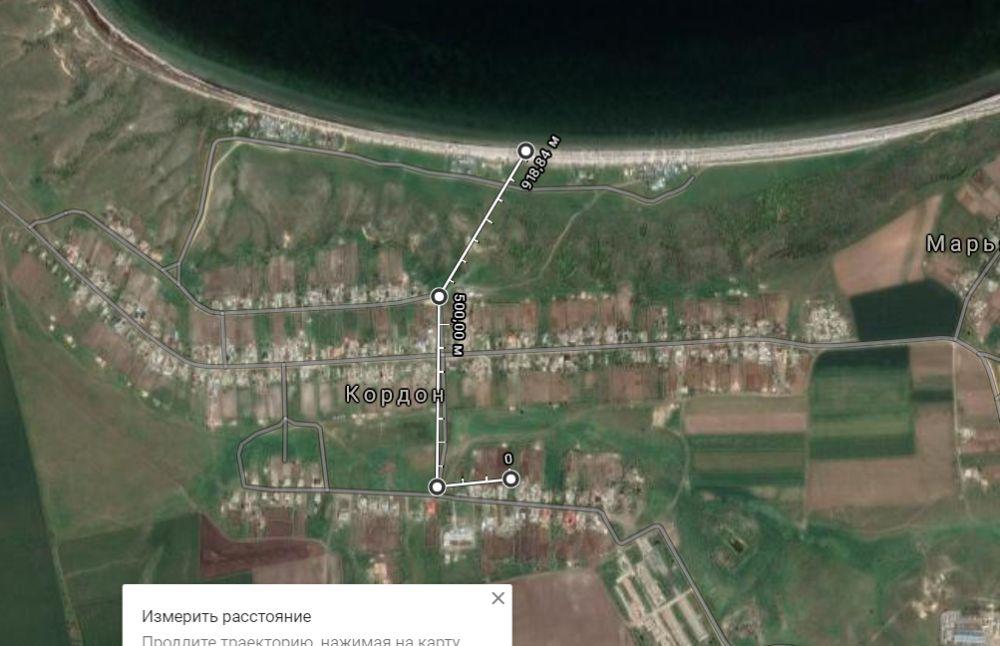 Тилигульский лиман. продам участок 25соток Граница - изображение 1