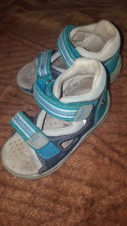 Sandały skórzane 21 Bartek