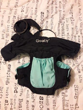 Рюкзак кенгуру для переноски Geoby