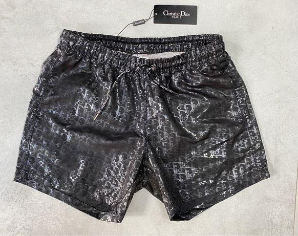 Krótkie spodenki szorty Dior nowe M damskie czarne