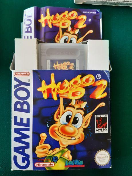 "Jogo Game Boy ""Hugo 2"""