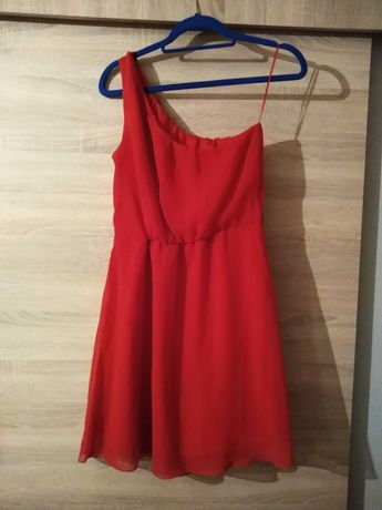 Sprzedam sukienkę na jedno ramię Terranova 40