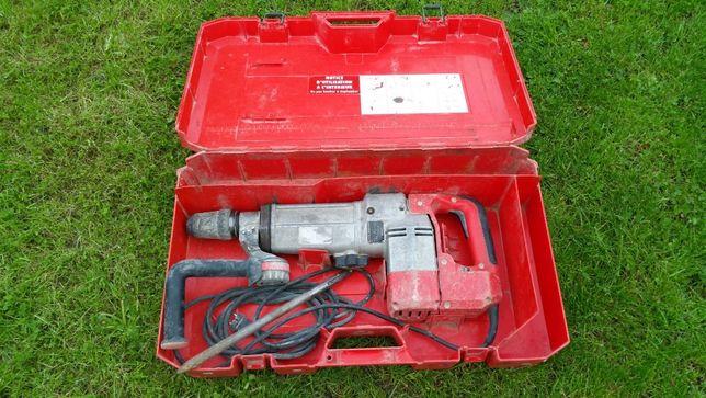 Młot Wyburzeniowy Młotowiertarka Wacker Neuson EHB 11 BLM/230 Pro