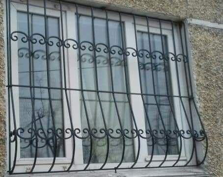 Не дорогие решетки  на окна  вызов мастера бесплатно звоните