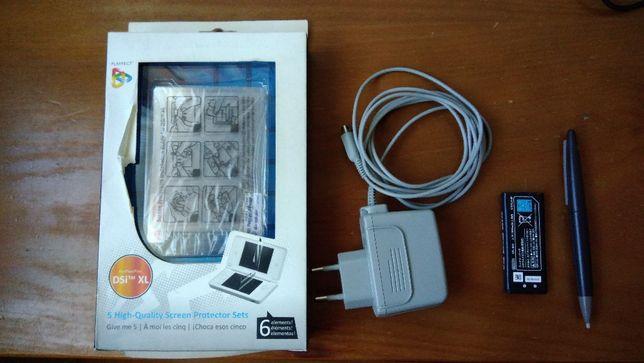 Nintendo DSiXL - Acessórios