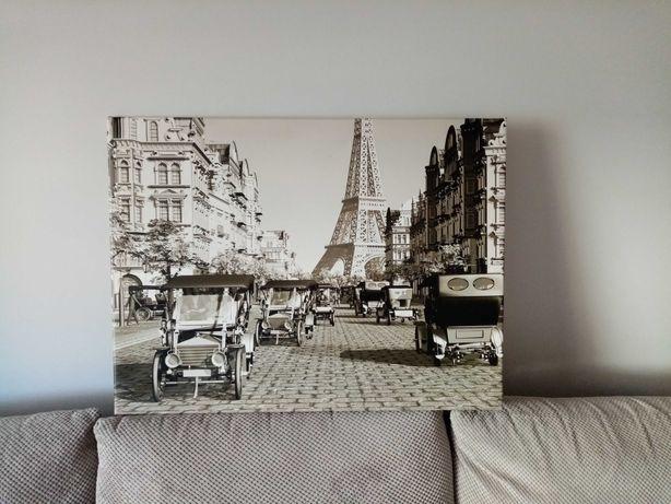 Obraz grafika Paryż