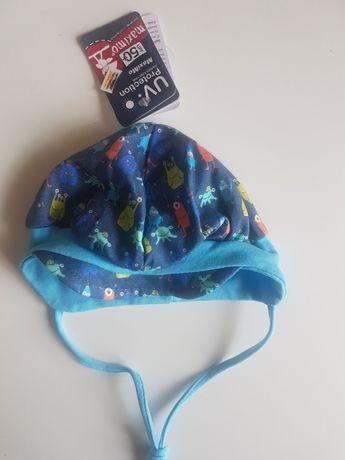 Dziecięca czapka UV Maximo rozm 45