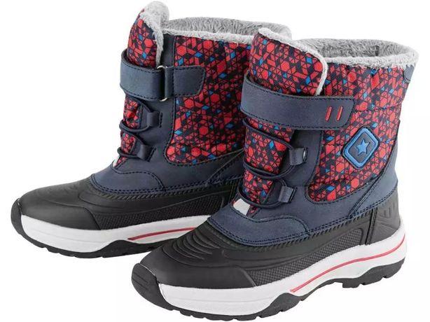 Śniegowce buty zimowe dziecięce Lupilu rozmiar 23