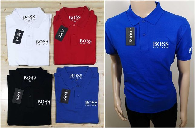 Koszulka Polo Hugo Boss PROMOCJA 1 KOSZULKA GRATIS !