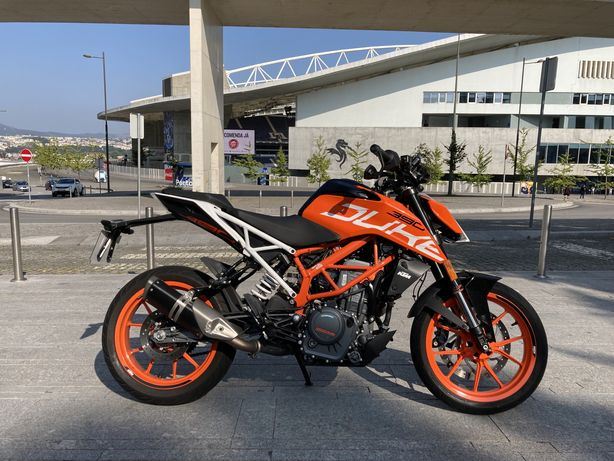 KTM Duke 390 ABS 2020