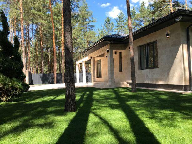 Уютный загородный Дом в Лесу