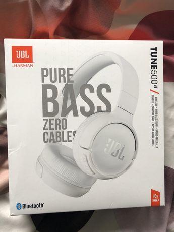 Słuchawki JBL 500BT White - Jak Nowe