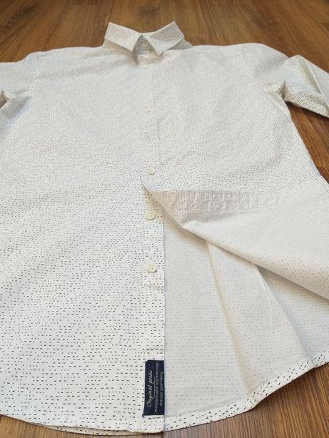 Koszula męska Slim Fit 38