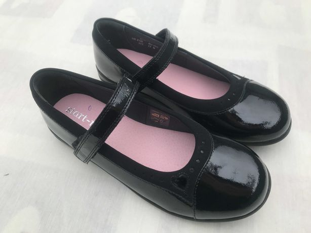 Туфли для девочки start rite (англия) р. 35 Кожа