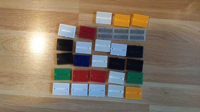 Płytki prototypowe stykowe - Arduino - 170 otworów