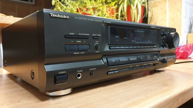 Technics Receiver SA-GX390