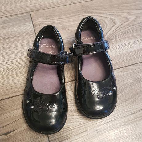 Туфли Clark's 25 размер