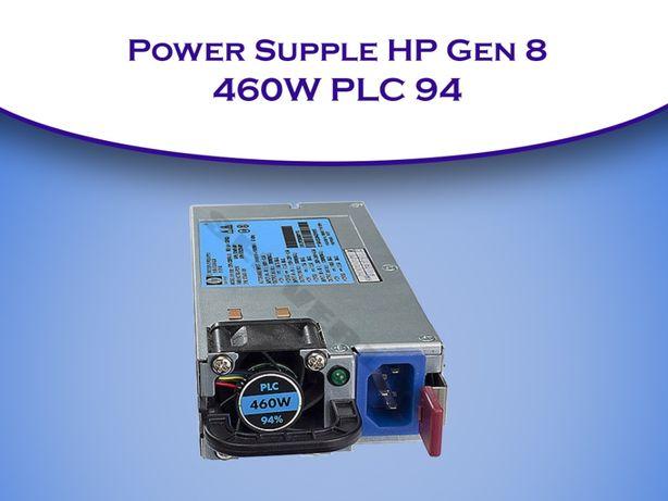 Блок питания для HP Proliant 460W PLATINUM для серверов DL серии