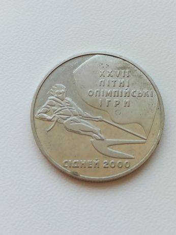 Монета Сидней Ветрильный спорт