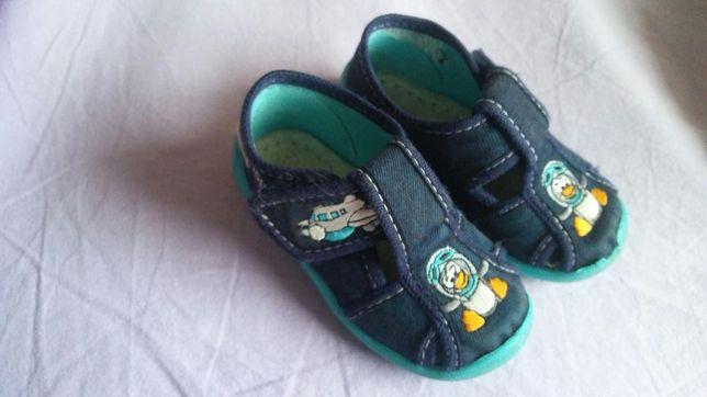 Buciki pantofle befado 21