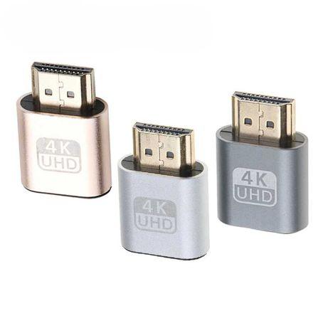 HDMI 4k эмулятор монитора для майнинга. Виртуальный дисплей