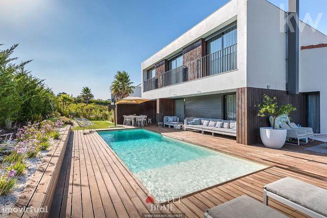 Oeiras Golf & Residence - Moradia Unifamiliar T5 com piscina