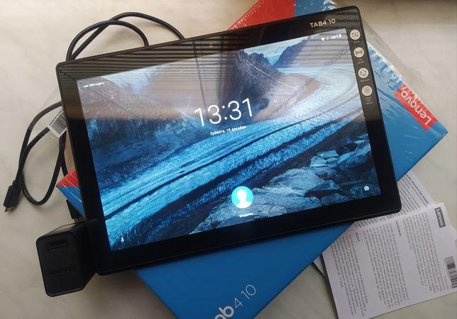 Планшет Lenovo TAB4 10 LTE 2/16 black