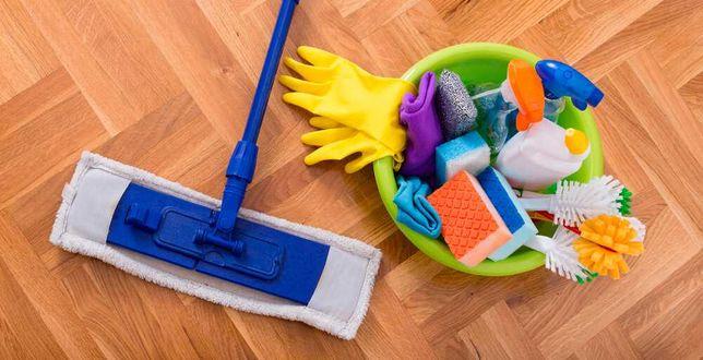 Limpeza do seu lar