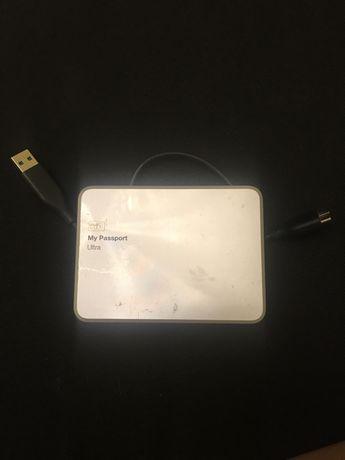 Накопичувач HDD WD My Passport Ultra 1TB Metal Edition