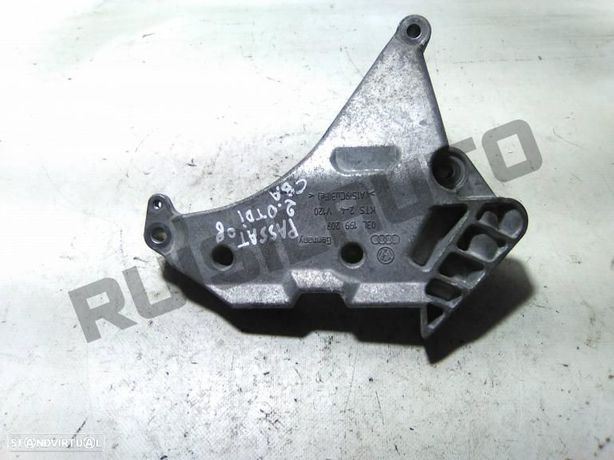 Apoio Motor 03l199_207 Vw Passat (3c, B6) 2.0 Tdi [2005_2010]