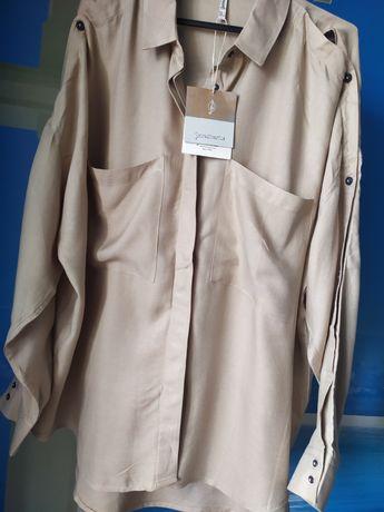 Стильна фірмова рубашка. ХЛ розмір