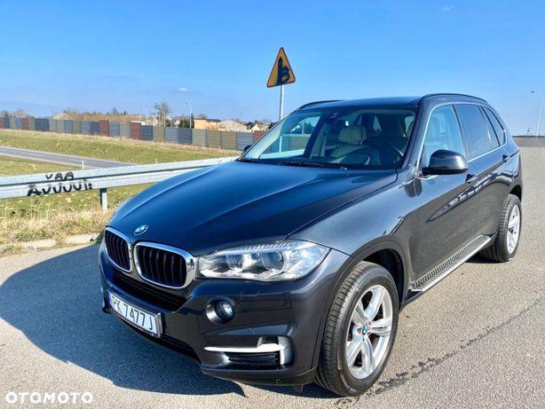 BMW X5 Perfekcyjne X5 Executive HUD Komforty kamery Zamiana