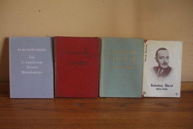 Bierut - blok 4 książek