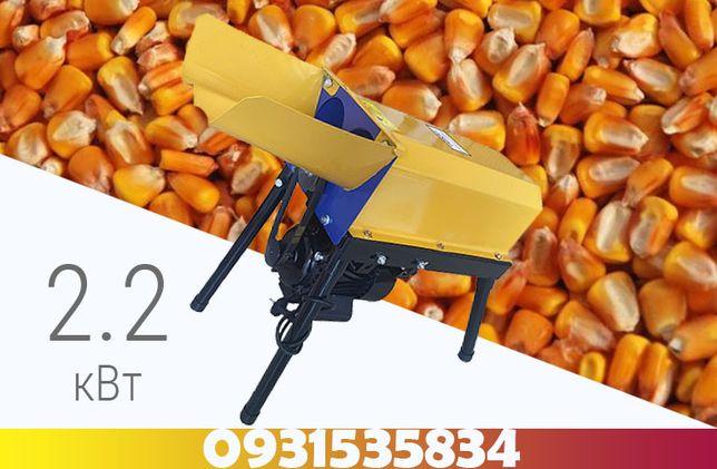 Лущилка кукурузы DONNY DY-003 (350 кг/ч), кукурузолущилка, теребилка