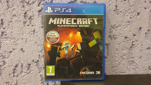 Minecraft / PS4 / PL / PlayStation 4