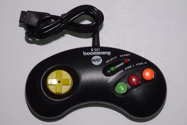 Joystick Joypad Gamepad BOOMERANG B501P 9 Pin PEGASUS NINTENDO Okazja