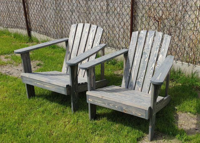Fotel ogrodowy krzesło Adirondack nowe super wygodne