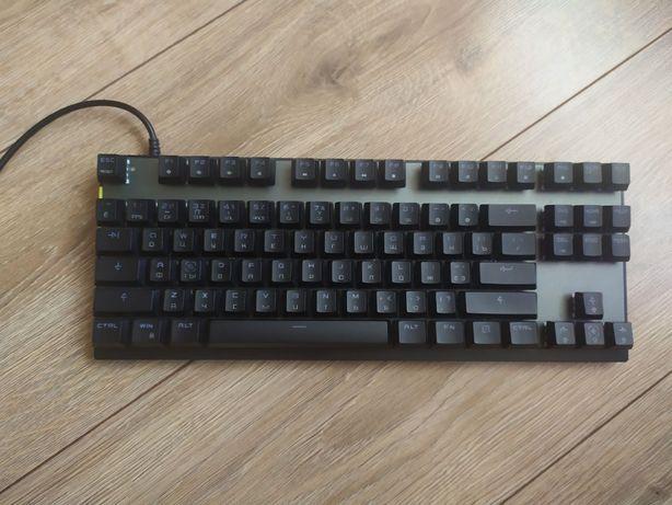 Клавіатура MOTOSPEED K82 RGB Outemu red