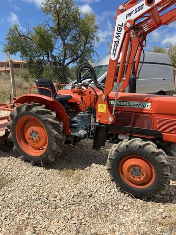 Tractor Usado Kubota L2201DT