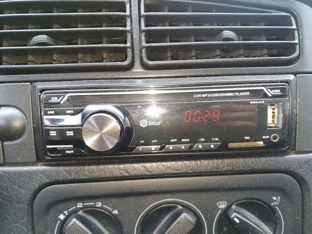 Radio mp3 pen e cartão memória