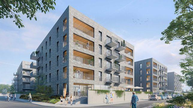 Nowe Mieszkanie z *LOGGIĄ* / Bezczynszowe / GLIVIA III/ Ogrzewanie PEC
