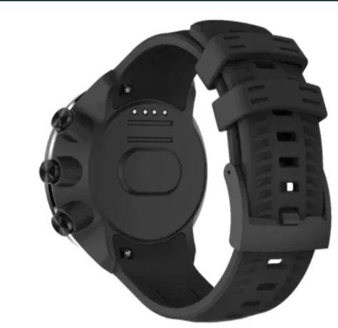 Nowy pasek silikon do Suunto 9 / 9 BARO / Spartan Wrist HR