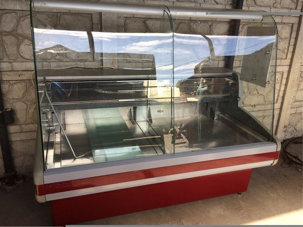 Кондитерская холодильная витрина Cryspi Gamma K 1600