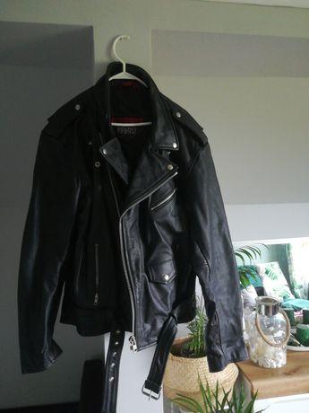 Skórzana kurtka Ozone motocyklowa