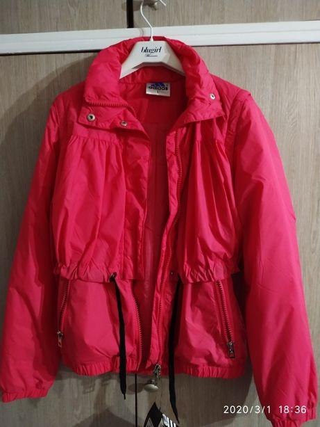 Куртка, парка, жилет, Adidas,