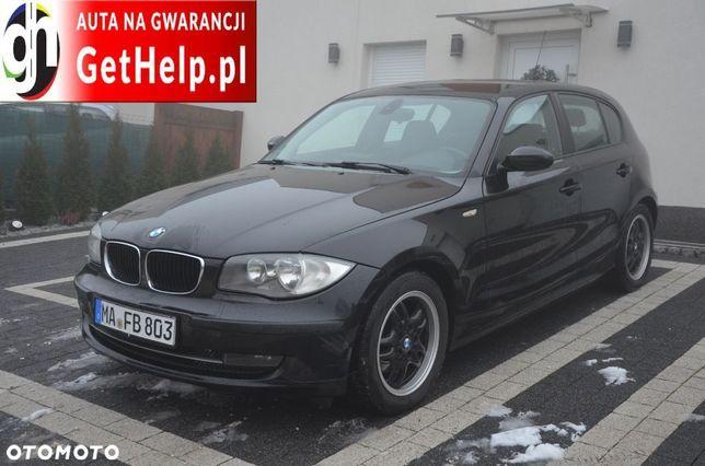 BMW Seria 1 NOWY Rozrząd! Nawigacja*klimatronik*tempomat*multifunkacja*PDC*ALU