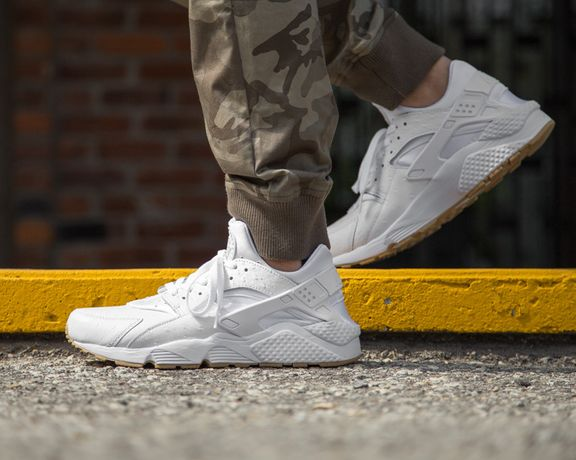 Nike Air Huarache кожаные кроссовки max 95, 97, tn plus