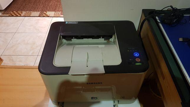Drukarka laserowa kolorowa Samsung clp-320