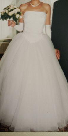 Весільна суконка