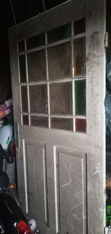 Stare Drawnie drzwi